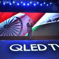 """""""나마스테, 소개합니다"""" QLED TV 인도에서 첫 선 보이던 날"""