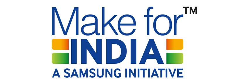 Make For INDDIA A SAMSUNG INITIATIVE