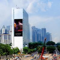 삼성 스마트 LED 사이니지, 아시아를 환히 밝히다