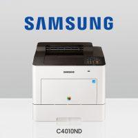 삼성전자, 더 빨라지고 더 고품질의 인쇄 능력을 갖춘  컬러 레이저프린터 SL-C4010 시리즈 출시
