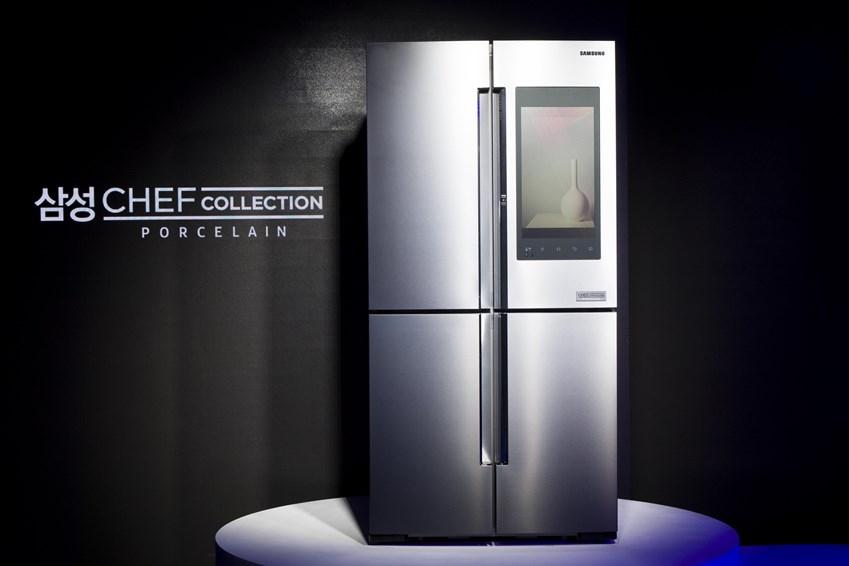 삼성전자 셰프컬렉션 포슬린 냉장고