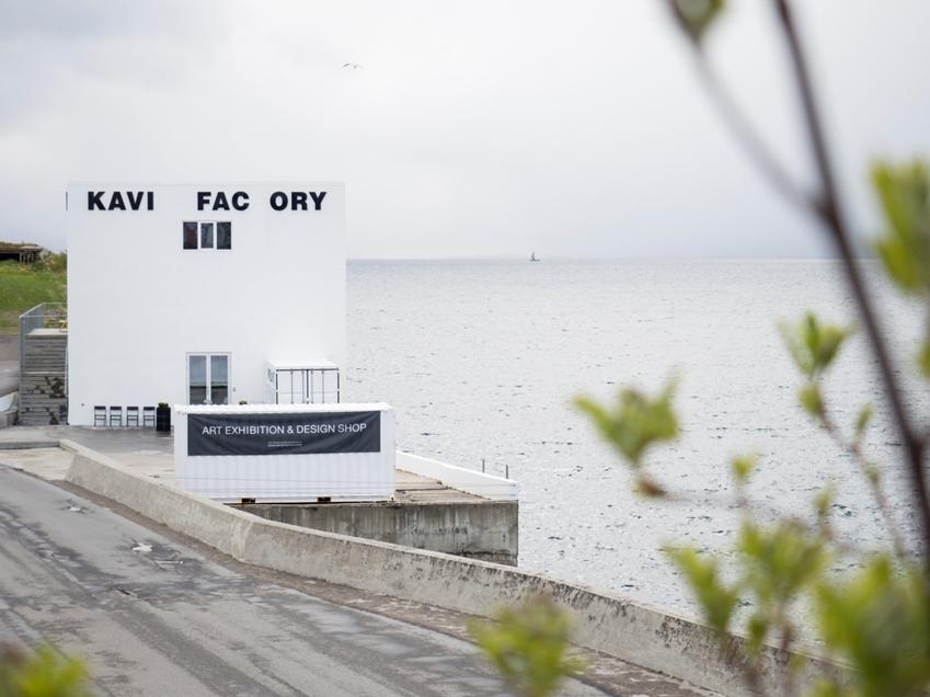 북유럽 풍경 캐비어 팩토리, KAVI FAC ORY