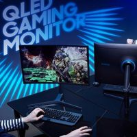 게이머를 위한 QLED 게이밍 모니터 CHG70 ② 사용해 보았습니다