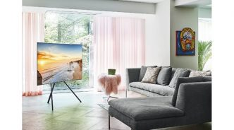 삼성 QLED TV로 집 안 분위기 UP 시키는 스타일링 법