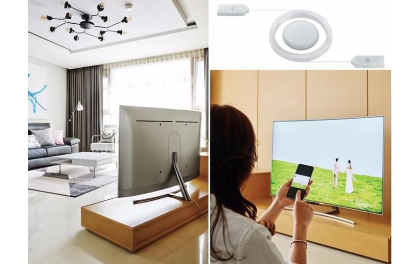 디자인과 기능 모두 뛰어난 QLED TV