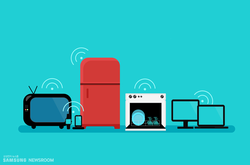 가전제품과 인터넷