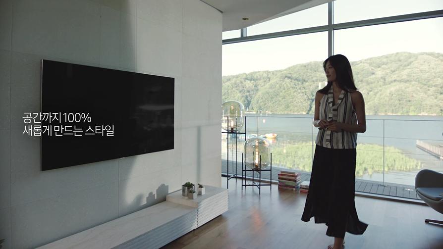 QLED TV CF 컷