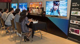 삼성전자, PC용 게임을 거실에서 대화면 스마트 TV로 즐긴다