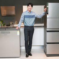삼성전자, 강화된 에너지소비효율등급에 맞춰 업계 최초 1등급 김치냉장고 출시