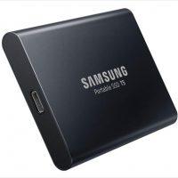 삼성전자, 포터블 SSD 'T5' 글로벌 런칭