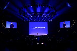 IFA 2017, 삼성전자 프레스 컨퍼런스