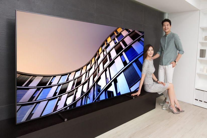 QLED TV 88형