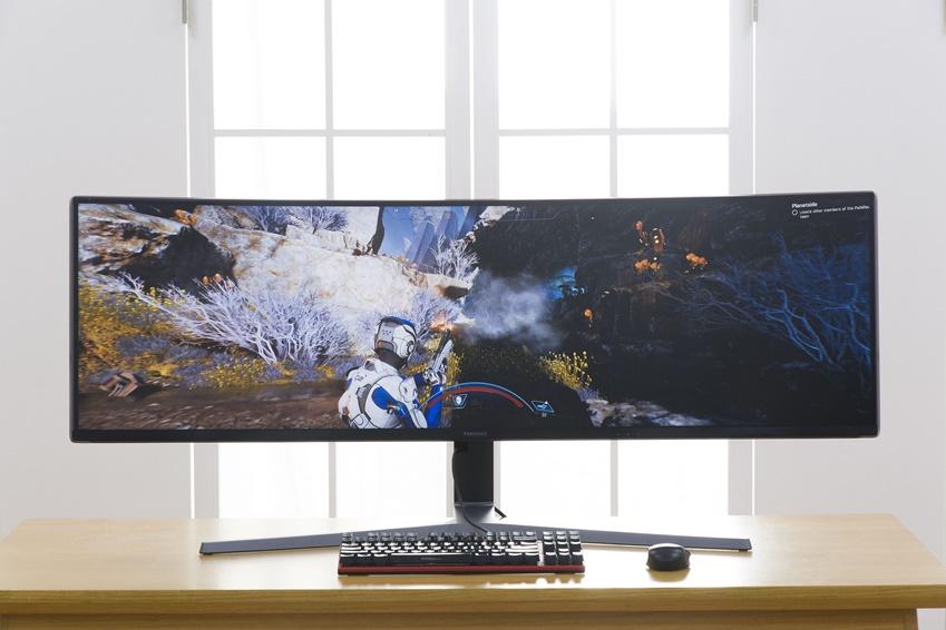 ▲영화와 같은 대서사시를 보여주는 게임 '매스 이펙트: 안드로메다(Mass Effect™: Andromeda)'