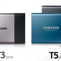 새로 나온 포터블 SSD T5, 얼마만큼 강력해졌을까