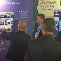 삼성전자 스마트 TV, IBC 2017서 세계 첫 HbbTV 2.0.1 시연