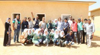 삼성전자, 시리아 난민캠프에 '스마트 스쿨' 개소