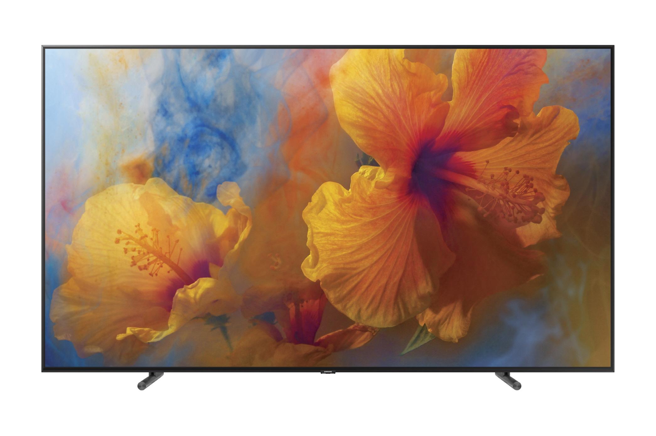 삼성 QLED TV Q9 제품사진