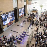 QLED TV, 스팀링크로 더 다이나믹하게! 삼성전자 철권 토너먼트 결승전 현장