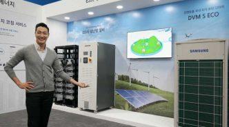 삼성전자, 2017 대한민국 에너지대전서   최첨단 B2B 에너지 솔루션 선보여