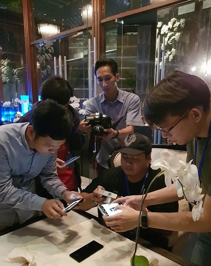 갤럭시 노트8 생중계 이벤트 인도네시아