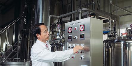 전통의 맛을 지키는 혁신 기술도 스마트 공장으로