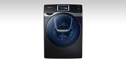 사용자·환경 배려한 삼성 세탁기, 무세제 통세척 기술로 친환경성 인정