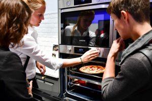 삼성 빌트인의 '혁신 기술'과 유럽 가구의 '감성'이 만났을 때