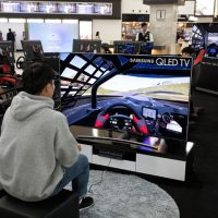 삼성전자, QLED TV∙ QLED 게이밍 모니터로 궁극의 카(Car) 레이싱 게임 경험 선사