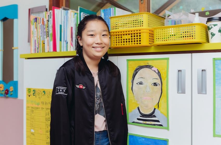 박희연 학생