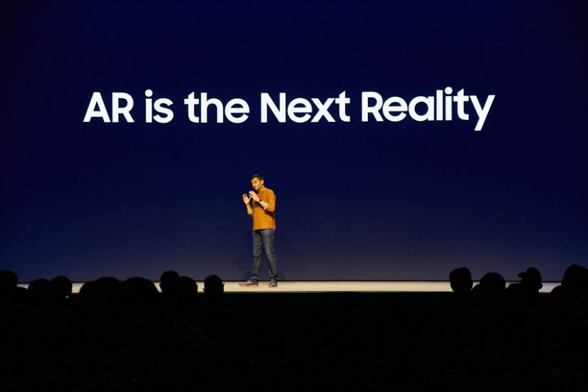 AR is the next reality