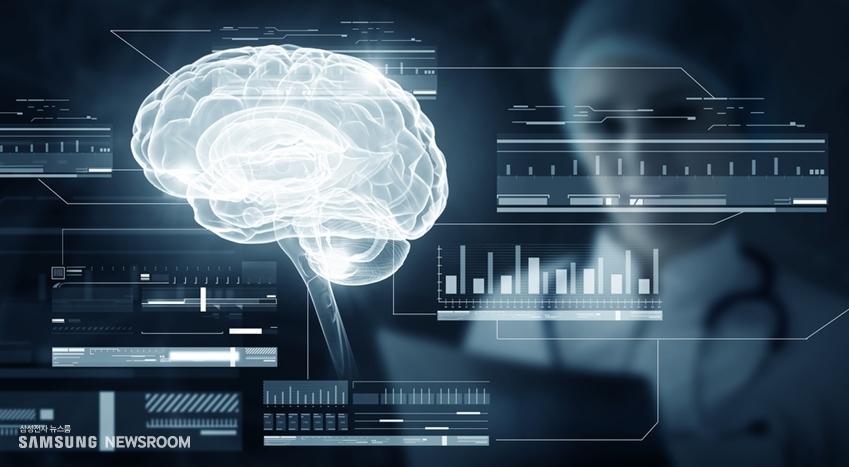뇌 과학 이미지