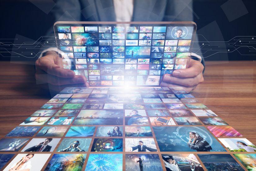 급변하는 미디어 환경