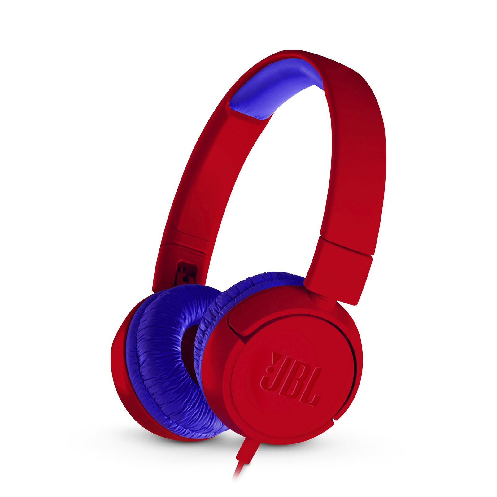 ▲JBL 최초 어린이 전용 헤드폰, 'JR300' 제품이미지