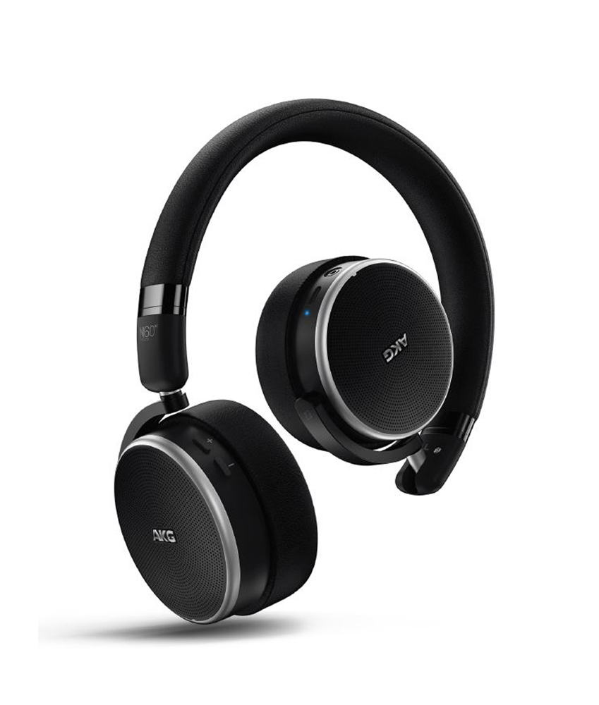 ▲AKG 노이즈 캔슬링 헤드폰, 'N60NC wireless'
