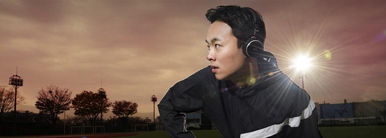 완벽 소음 차단, AKG N60NC '와이어리스' 헤드폰