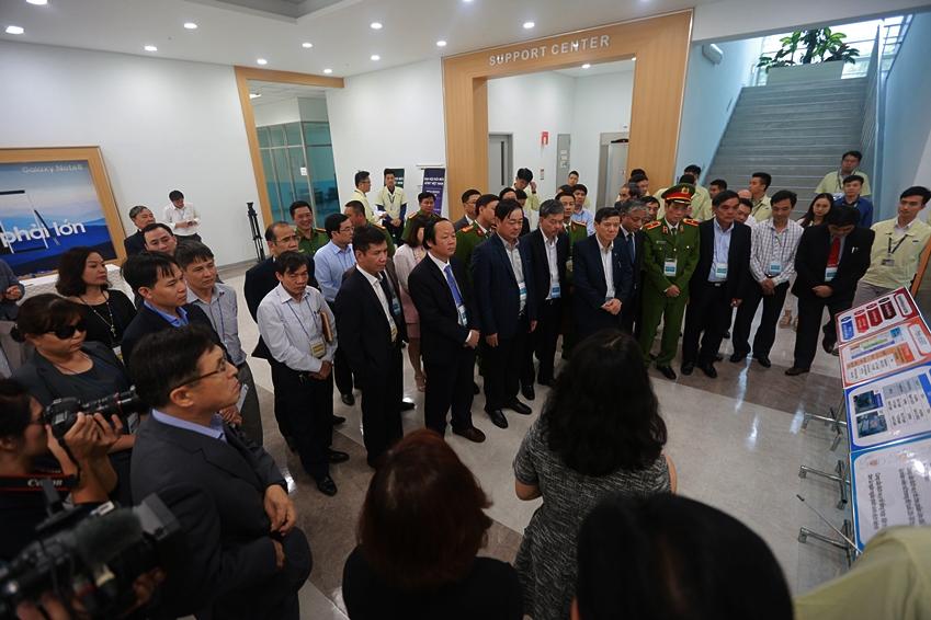 베트남 정부 관계자들