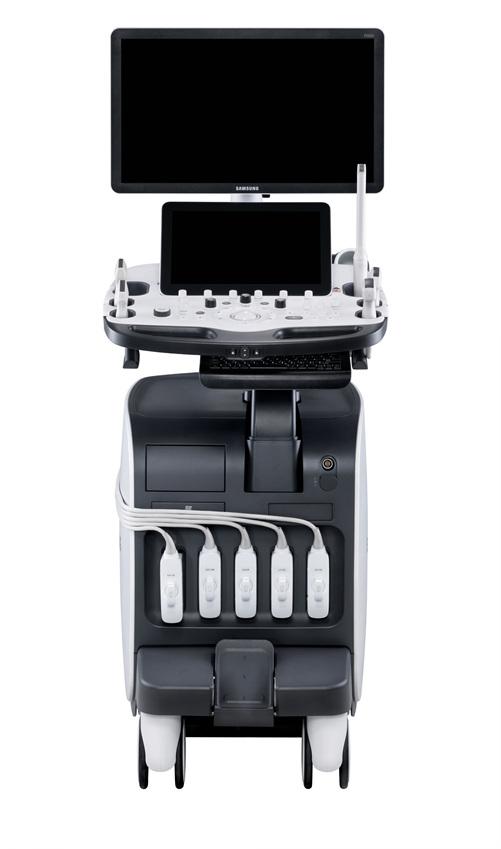 삼성메디슨 영상의학과용 프리미엄 초음파 진단기기 RS85