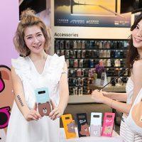 삼성전자, 대만서 '갤럭시 노트8 X 라인프렌즈' 팝업 스토어 오픈