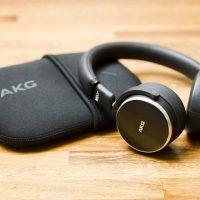 어디에 있든, 청음에 빠져들게 하는 AKG 헤드폰 'N60NC 와이어리스'