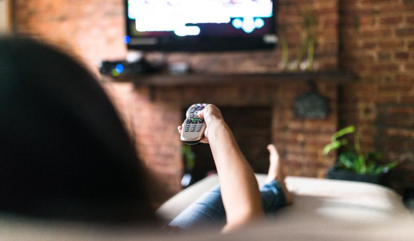5명 중 1명은 5년 전보다 TV를 더 많이 시청하고 있다