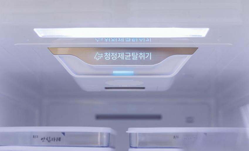 삼성 H9000 신개념 5도어 냉장고 청정제균 탈취기