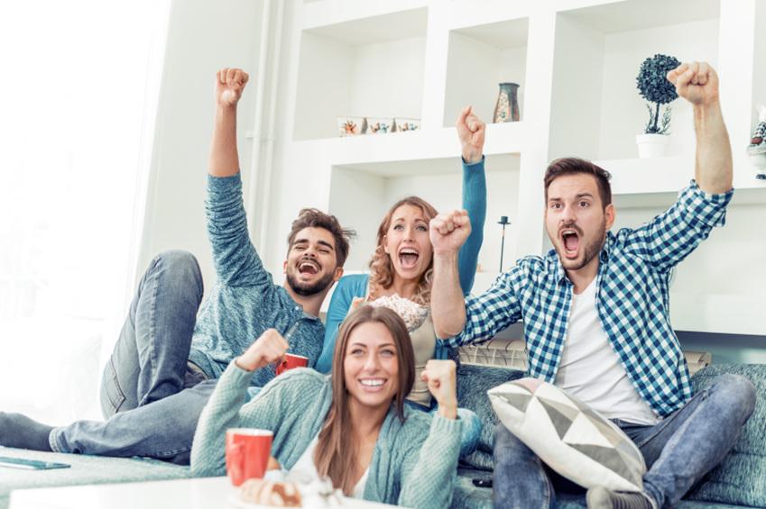 호주인들이 가장 열광하는 TV 프로그램은 '럭비 경기'다