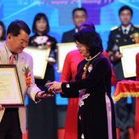 삼성전자 베트남 법인, 2017 근로자를 위한 기업 표창 수상