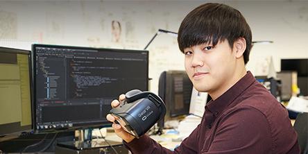 어둠 밝히는 희망의 빛 '릴루미노' 개발자를 만나다