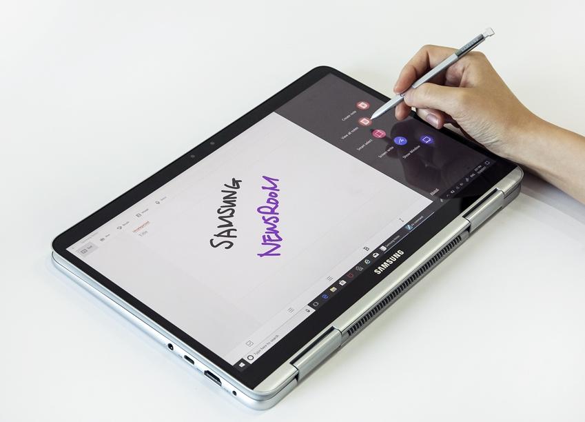 삼성 노트북 Pen 에어 커멘드