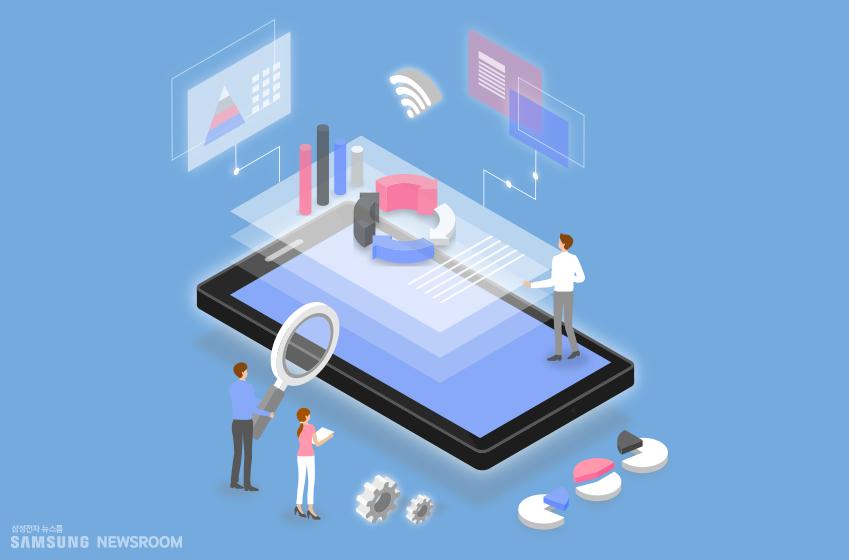 요즘 등장하는 개인 데이터 관련 솔루션 대부분이 스마트폰 애플리케이션(이하 '앱')이거나 스마트폰에 연동할 수 있는 기기 형태를 띠는 점에도 주목할 만하다.