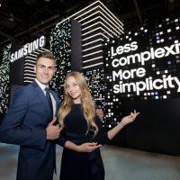 삼성전자, AI•IoT 기반 미래 라이프스타일 솔루션 대거 공개