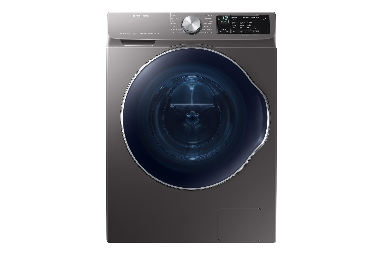 사진은 KBIS 2018 어워드'스마트홈 기술' 상을 수상한 '퀵드라이브' 세탁기 제품사진