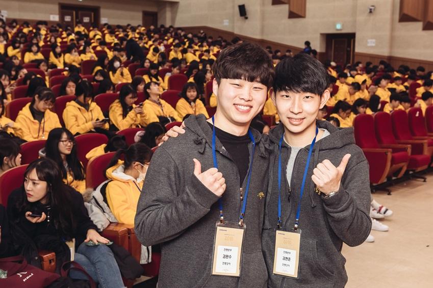 김완수 씨와 김현준 씨