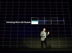 Joe Stinziano, Executive Vice President of Samsung Electronics America